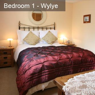 B&B Bedroom 1