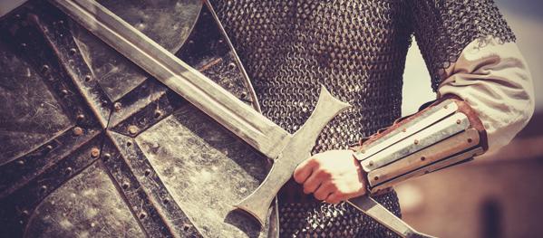 King Arthur - Old Sarum